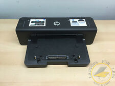 HP 8470p 8470w Docking Station USB 3.0 688169-001 685339-002