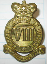 Cap Badge Canada WW2