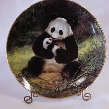 Will Nelson Endangered Species 'The Panda' Plate W. L. George