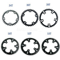 DRIVELINE Chainring 2x10 Speed BCD 110MM fit Sram,Shimano,FSA,RACEFACE,Rotor