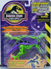 Jurassic Park Chaos Effect Ankyloranodon Dinosaur Kenner 1998 Sealed. VINTAGE