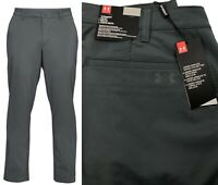 Under Armour UA EU Tech Golf Trousers - RRP£60 - Straight Leg - ALL SIZES