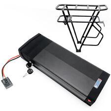 E-Bike Battery Lithium 48V 20AH USB & Taillight for 1000W Motor (USA Warehouse)