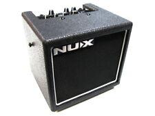 NUX 8 WATT GUITAR AMPLIFIER Battery Powered Buskers Amp Heaps Of Effects
