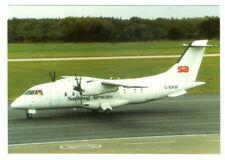 SA Suckling Airways  Dornier 328 Postcard