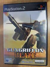 PS2 SONY PLAYSTATION 2 PALGUNGRIFFON BLAZE - GUN GRIFFON BLAZE