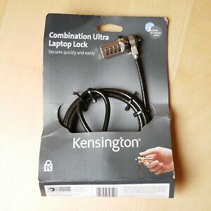 Laptopschloss Kensington Combination Ultra Laptop Lock 6mm Seil Laptop Schloss