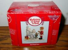 Christmas Dept. 56 Santa Claus is Comin' to Town Figures (NIB) Kringle & Warlock