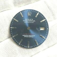 Rolex 116264 Turn-O-Graph Blue Red Watch Dial Thunderbird Oyster 3035 3135
