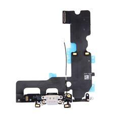 Dock Flex Conector Micrófono Cable Flexible Apple iPhone 7 Plus de carga gris