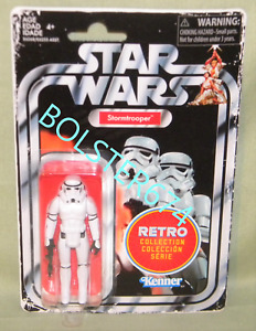 """IMPERIAL STORMTROOPER Star Wars Retro Collection Series 3.75"""" Action Figure 2019"""