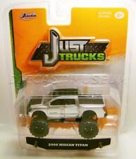 2006 '06 Nissan Titan Pickup Truck Just Trucks Diecast 2016 Jada Wave 11