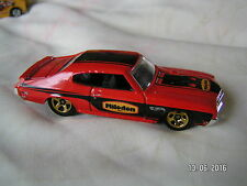 MATTEL MADE IN MAYLASIA 70 BUICK GSX RED/BLACK