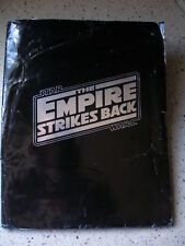 1980 Vintage Star Wars Empire Strikes Back PRESS KIT - 5 Photo Stills and Notes