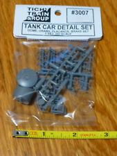 Tichy Train Group HO Scale #3007 Tank Car Detail Set