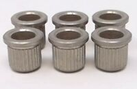 TCS® GOTOH TLB-1 Factory Aged/Relic Nickel String Body Ferrules for Fender Tele