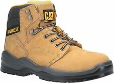 Caterpillar Honey Striver Lace Up Injected Safety Boots