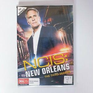 NCIS New Orleans Season 3 DVD TV Series PAL Region 4 Free Postage
