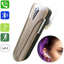 Universal Bluetooth Headset Headphone Long Talk time for iPhone Samsung LG HTC