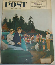 Post Magazine How The Air Force Woos Uneasy Wives July 1954 123014R