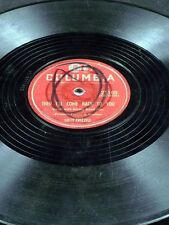 Columbia 21169 Lefty Frizzell THEN I'LL COME BACK TO YOU / HOPELESS LOVE 78 V