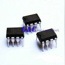 50PCS DS1302 IC TIMEKEEPER T-CHARGE 8-DIP NEW GOOD QUALITY D9