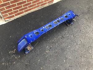 2012 13 14 15 16 17 18 FORD FOCUS FRONT BUMPER REINFORCEMENT BLUE OEM