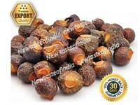 Organic Reetha Soapnut Soap Nuts Whole Raw Hair Care Export Quality