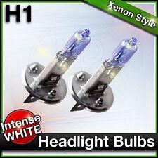H1 // 448 Car Headlight XENON Halogen Bulbs 110w MAIN or DIP Dipped Beam 5000k