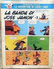 CORRIERE DEI PICCOLI N.35 1967 AVVENTURE LUCKY LUKE LA BANDA DI JOSS JAMON