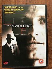 Viggo Mortensen A History of Violence ~2005 Cronenberg REVENGE THRILLER GB DVD