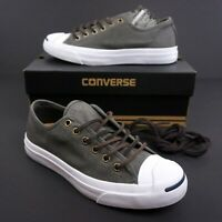 NEW Converse Jack Purcell JP Ox Low Top Cork Rare Storm Wind Grey US M 5.5 | W 7