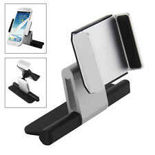 360° Rotation Car CD Slot Mount Holder For Mobile Phone Stand GPS Universal UK