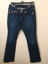 True Religion Ladies Becky Jeans Size 26/33 pre owned good condition