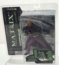 McFarlane Toys MATRIX Morpheus Parking Garage MIB~ 2003~ Matrix Reloaded~~