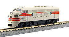 KATO 1761313 N EMD F3A Chicago Burlington & Quincy Freight 9960A 176-1313 - NEW