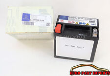 Mercedes Benz GAS STARTER BATTERY  Auxiliary Battery 0009829308