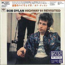 BOB DYLAN-HIGHWAY 61 REVISITED-JAPAN MINI LP BLU-SPEC CD2 Ltd/Ed E51
