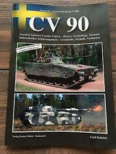 Tankograd 8003 CV 90 International Special