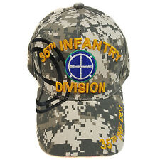 US Military 35th Infantry Division Digital Camouflage Hat Cap