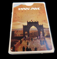 Vintage Pan Am Airlines Morocco Playing cards