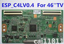"""Samsung ESP_C4LV0.4 T-con board SONY KDL-46CX520 LTY460HN01 FOR 46"""" TV 46 inches"""
