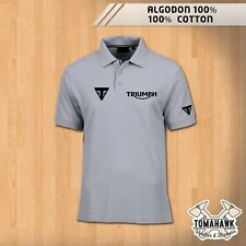 POLO TRIUMPH MOTORCYCLES POLO SHIRT POLAIRE