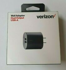Verizon Wall Charger with Dual USB Ports
