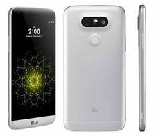 Téléphones mobiles argentés LG avec quad core