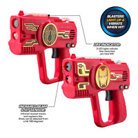 Avengers Laser Tag Blasters for Kids Infrared Sensors with Lights and Sounds