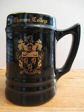 "THOMAS COLLEGE Waterville, Maine 6"" Ceramic Mug"