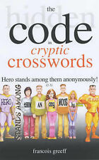 The Hidden Code of Cryptic Crosswords, By Greeff, Francois,in Used but Acceptabl