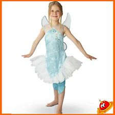 Costume Carnevale Bambina Fata Pervinca Disney Tg 3-4 anni