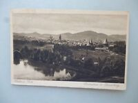 Ansichtskarte Goslar a. Harz Panorama v. Petersberg 1927  (Nr.617)